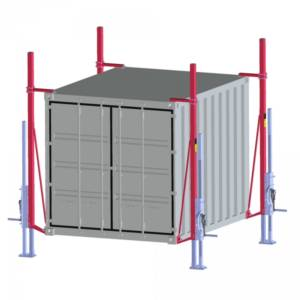 Container Lifting Jacks