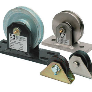 Wire Rope Diverter Pulleys / Sheaves