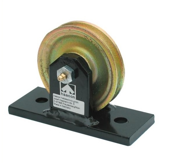 Pulley Sheave With Bracket 100mm 248 Rope 248 5 6 5mm
